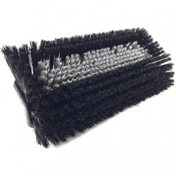 "11"" Spotlite Double trim windowsill brush unjetted"