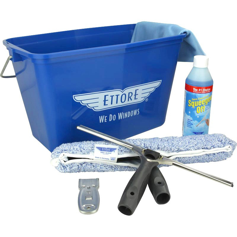 Ettore window cleaning Set Up Kit