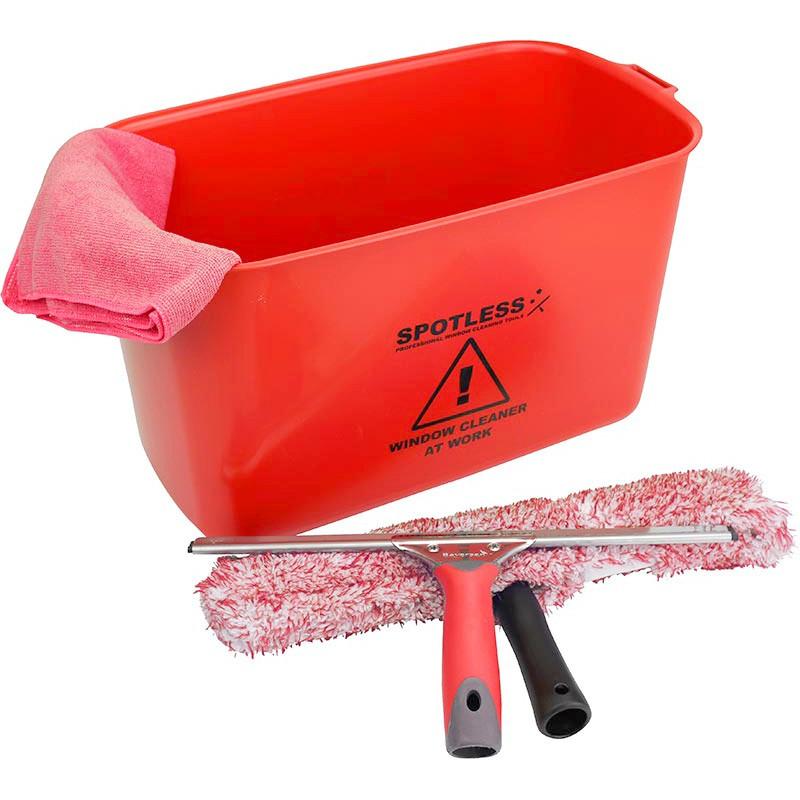 Red Set Up Kit