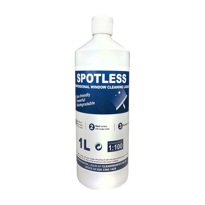 SPOTLESS window cleaner solution 1L