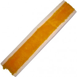 """Wagtail Slimline Flipper replacement pad yellow 6"""""""