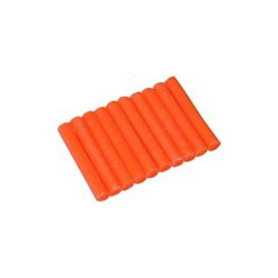 Pack of 10 wax sticks for wash guns