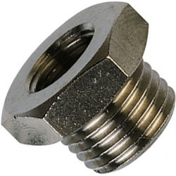 """Stainless steel reducing bush 1"""" to 1/2"""""""