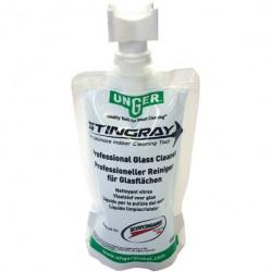 Unger Stingray Scotchgard Glass Cleaner 150ml Replacement pouch