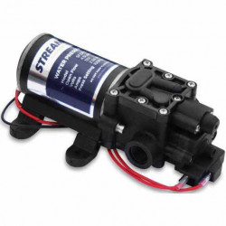 Streamflo pump 12V 100 psi 4.5L 3/8 F ports