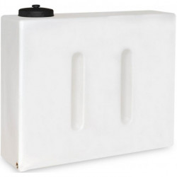 """400L Upright Baffled Tank with 1"""" Outlet in Base"""