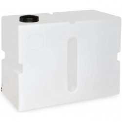 500L Upright baffled Tank with outlet in base