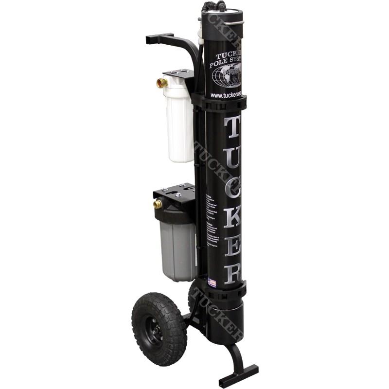 Tucker pole RO/DI Cart