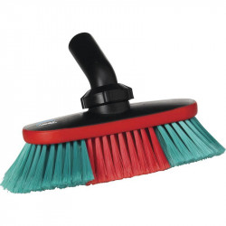 Vikan adjustable brush unjetted