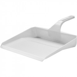 White dustpan for Food Industry