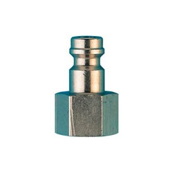 Mini Microbore Adapter FEMALE Thread 1/4""