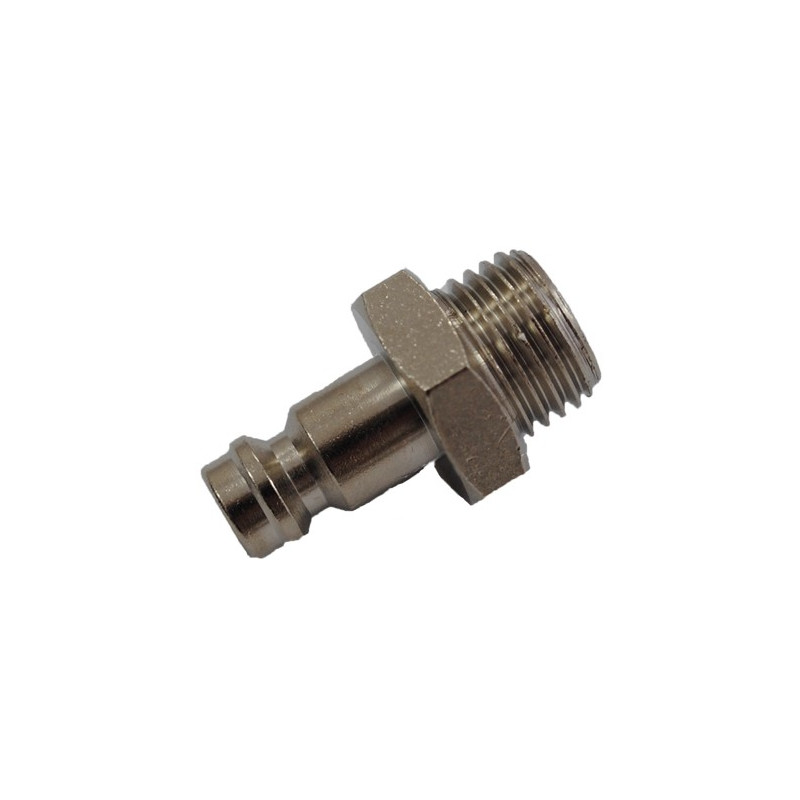 Mini Microbore Adaptor MALE Thread 1/4""