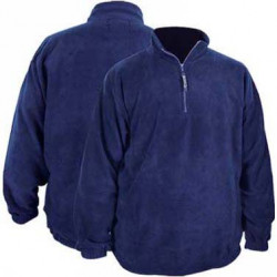 "1/4 Zip Fleece Top XL 122mm (48"")"