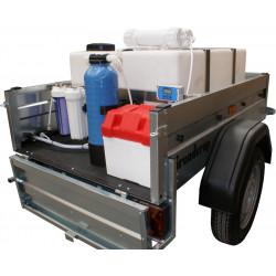 400L SMARTANK Trailer RO/DI System Complete one operator