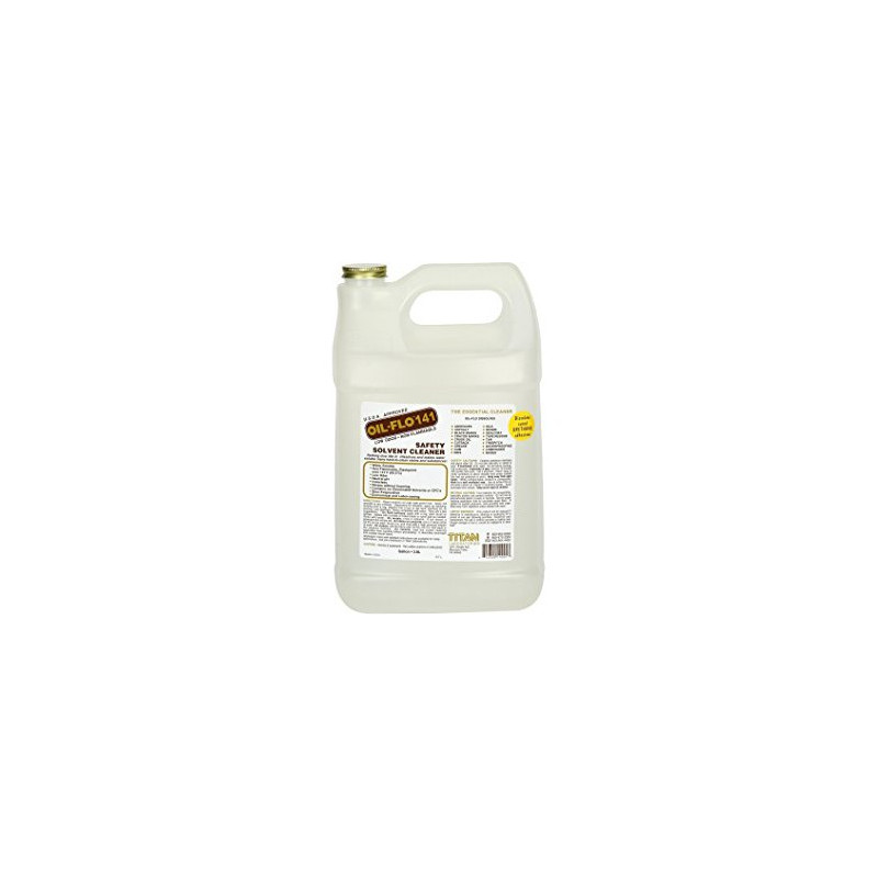 Titan Labs Oil-Flo 141 solvent cleaner 3.8L