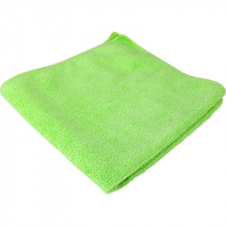 Blue microfibre cloths for glasses at the best price