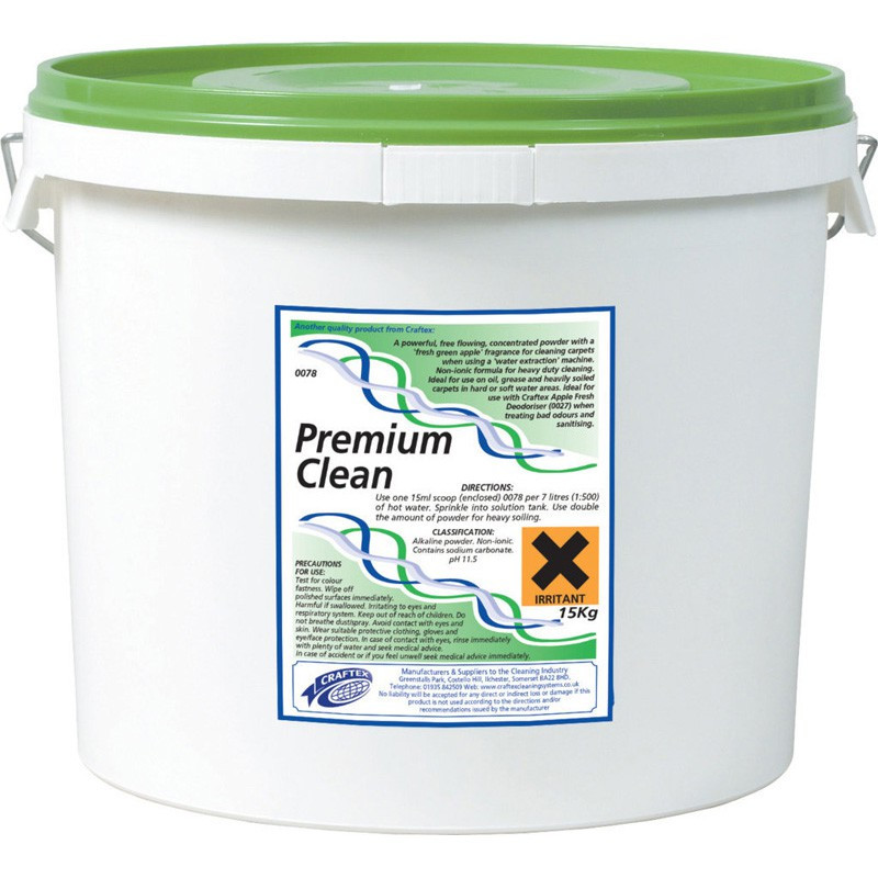 Craftex Premium Clean - 15Kg