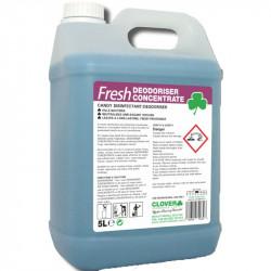 Clover Deodoriser Concentrate Disinfectant 5L