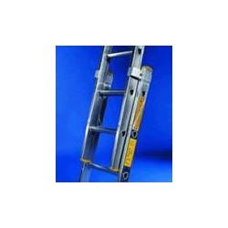 Titan classic double aluminium ladder