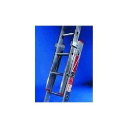 Titan competitor double aluminium ladder