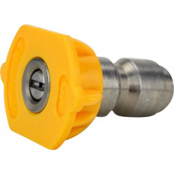 Yellow pressure nozzle 15 degree