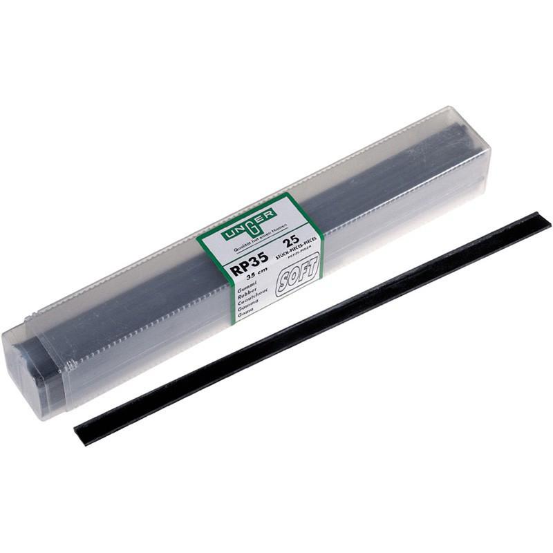 """Unger rubber box 35cm/14"""" soft"""