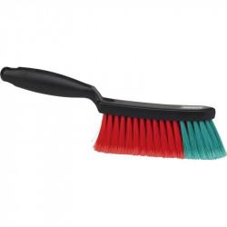 Vikan Banister Hand Brush w/Short Handle, Soft