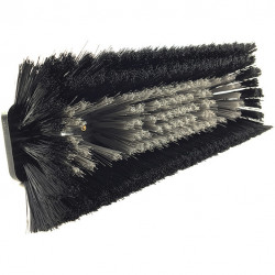 "11"" Spotlite Double trim brush with pencil jets"