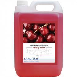 "Craftex Bactericidal Deodoriser ""Cherry Twist"" 5L"