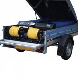 400L SMARTANK Trailer DI System Complete Double operator
