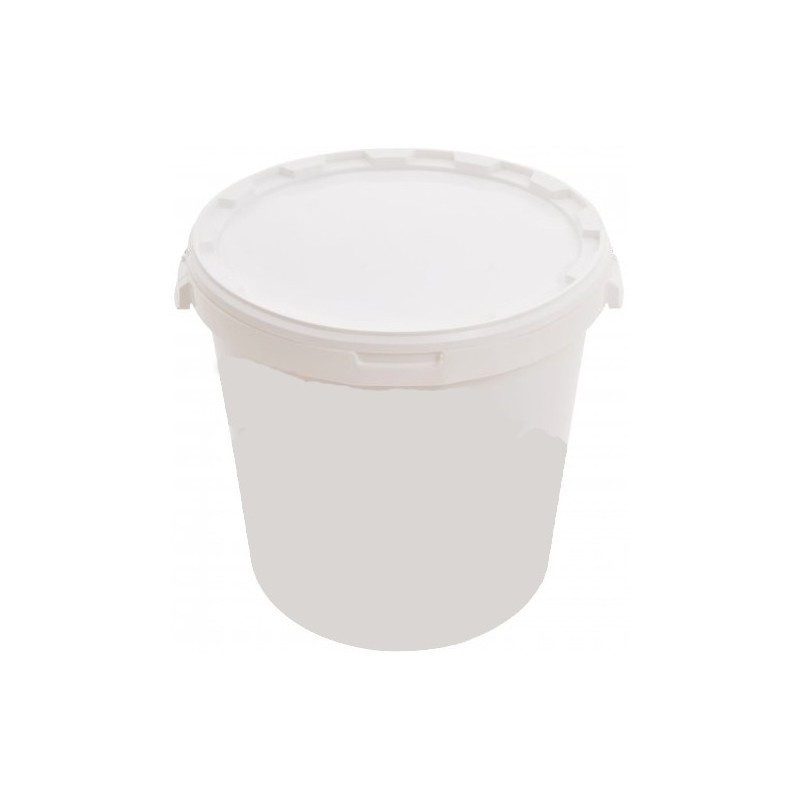 30L Resin bucket with lid