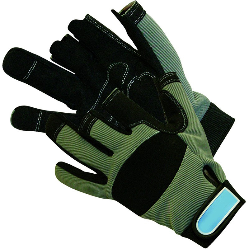Part Fingerless Gloves -L