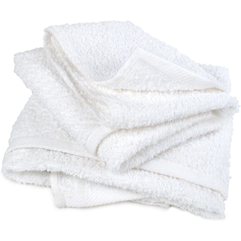 White Terry Towels (pack of 12)