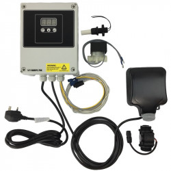 240v Variflo+ Digital Booster Pump Controller