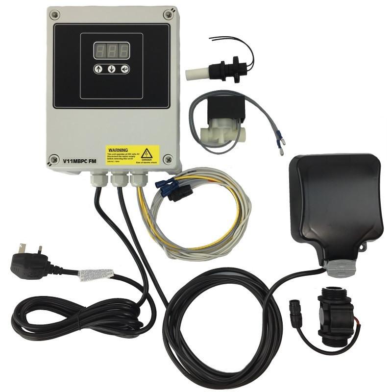 240v Variflo+ Digital Booster Pump Controller