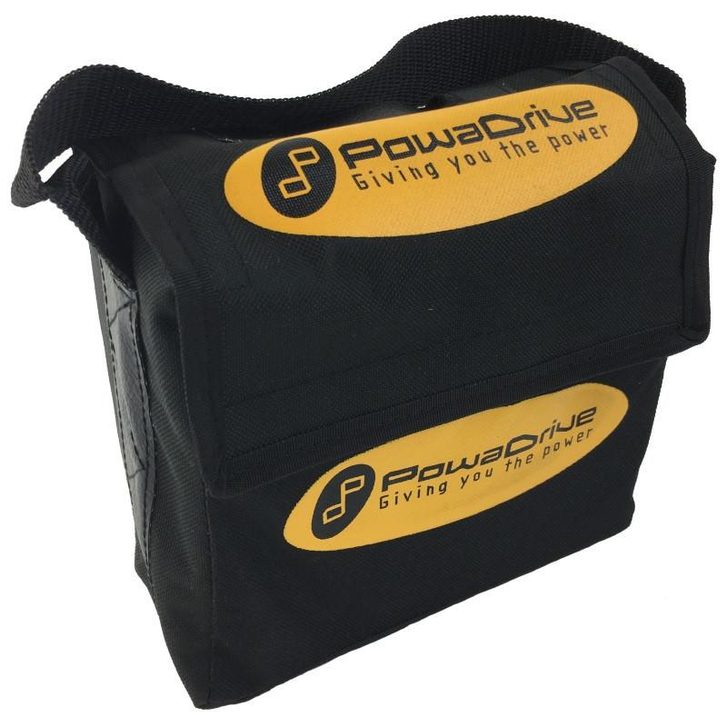 Bag for 22Ah gel/AGM battery