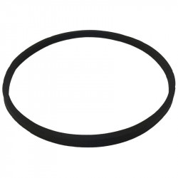"8"" lid gasket for the 8"" black screw cap"