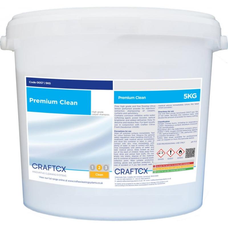Craftex Premium Clean - 5Kg