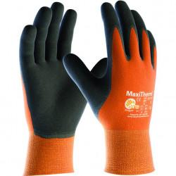 Maxitherm Orange Gloves