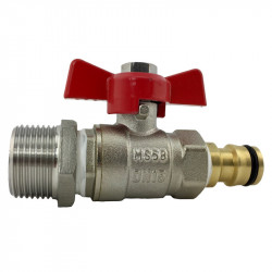 "Tank valve 3/4"" heavy duty"