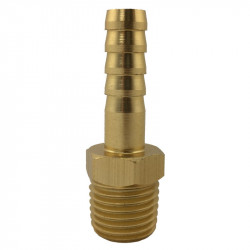 "Microbore adapter for metal hose reels (1/8"" thread)"