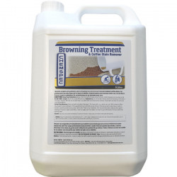 Chemspec Browning Treatment & Coffee Stain Remover 5L