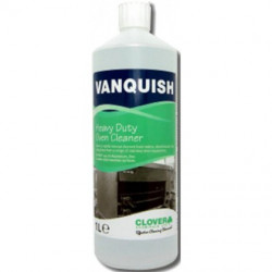 Clover Vanquish Heavy Duty Oven/Food Plant Cleaner 1L