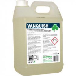 Clover Vanquish Heavy Duty Oven/Food Plant Cleaner 5L