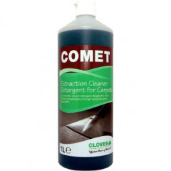Clover Comet Extraction Cleaner Detergent 1L