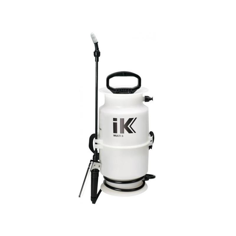 Goizper IK6 Chemi-Resistant Plastic Pressure Sprayer 6L
