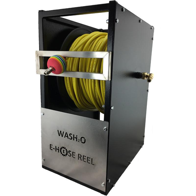Motorised Wash2O E-Hose reel