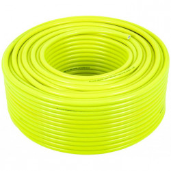 100m HIVIS Minibore Reinforced hose 13.5 x 8mm