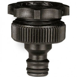 "1"" tap adapter with 3/4"" female thread"