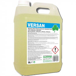 Clover Versan Broad Spectrum Disinfectant for Disease Control 5L